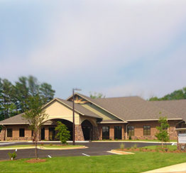 Eye Consultants of Atlanta Fayetteville office
