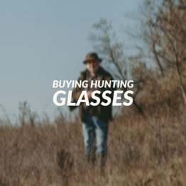 Buying prescription hunting glasses -- our guide